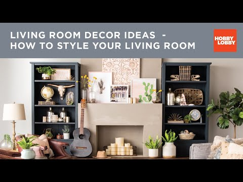 Style Your Living Room