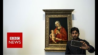 The Louvre has a second home in the Middle East - BBC News