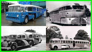 Bizarre and Unusual Buses Ever Made. Strange and Weird Looking Vehicles. Funny and Crazy Buses