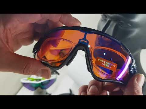 Oakley Prescription clip for Jawbreaker sports sunglasses