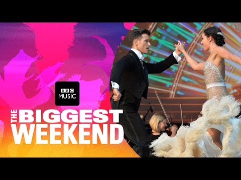 Strictly Come Dancing with the BBC Concert Orchestra - Top Hat Medley (The Biggest Weekend)