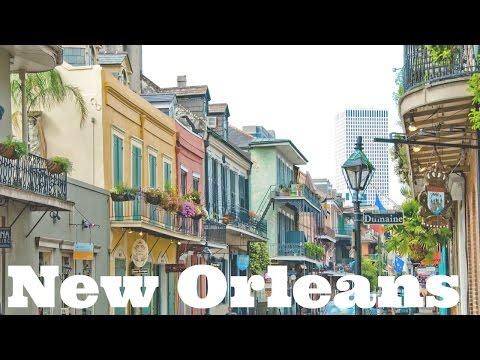 New Orleans | Travel Vlog