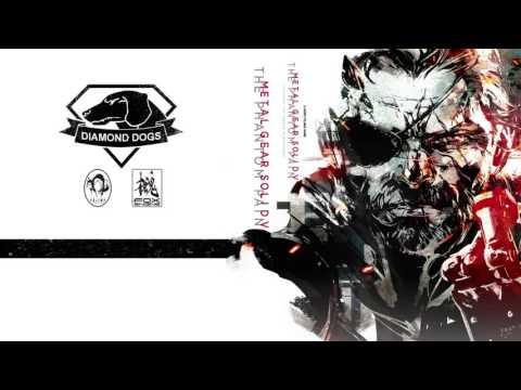 Metal Gear Solid V: The Phantom Pain OST Peace Walker (Deployment Theme)