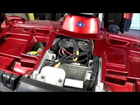 ATV Polaris Starter and Fan Failure