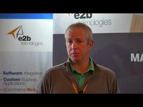 Molded Fiber Glass - e2b teknologies Customer Testimonial