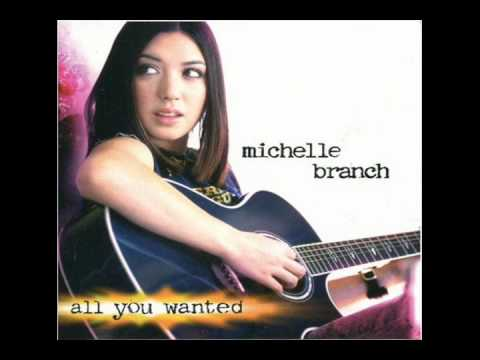 [HQ] All You Wanted - Michelle Branch [Lyrics]