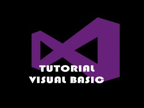 Tutorial Visual Basic desde cero