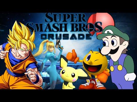 Let's Play: Super Smash Brothers Crusade (Free + Download Link in Description)