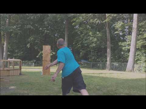 target throwing demo - spring mix
