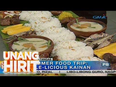 UH Summer Food Trip: Boodle-licious Kainan sa Taal, Batangas