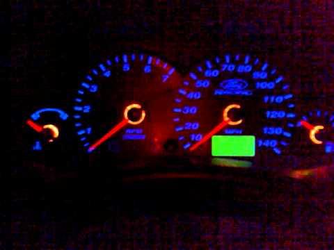 Ford Focus Speedhut Dials