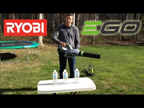 EGO CORDLESS BLOWER - 56 volt - MUST SEE BEFORE YOU BUY