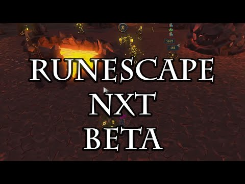 Runescape NXT Gameplay Preview - New Beta Update