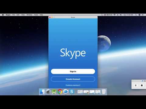 How to Download and  install Skype on Mac os # Technical Roller