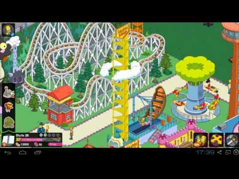 [Let's Play] The Simpsons - Springfield #278 - Tapped Out / FREE DONUTS...wieder mal ^^
