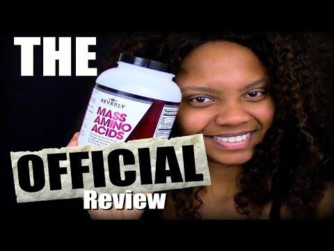 Beverly International's Mass Amino Acids Review