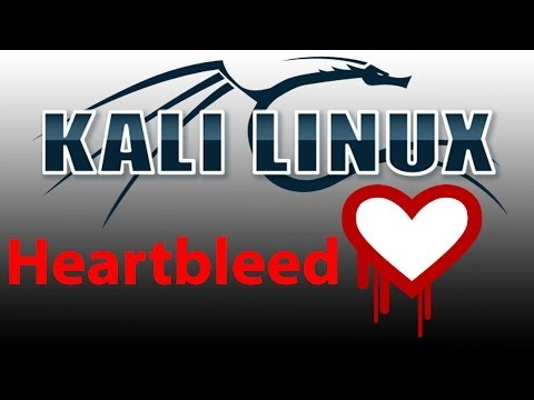 Kali is Vulnerable to Heartbleed - How to Upgrade OpenSSL for Kali Linux
