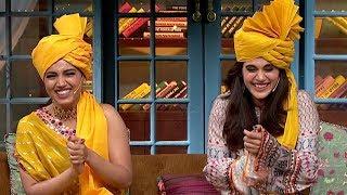 The Kapil Sharma Show - Movie Saand Ki Aankh Episode Uncensored| Bhumi Pednekar, Taapsee Pannu