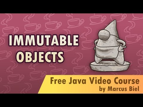 Immutable Objects in Java