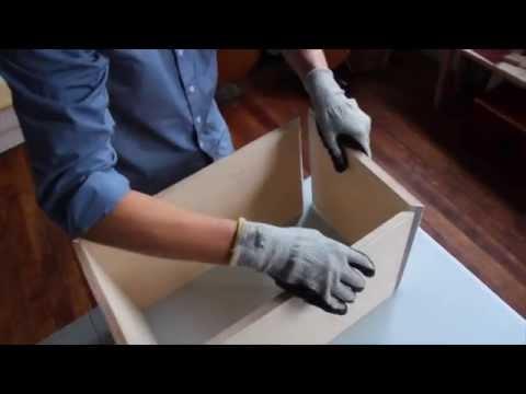 Building a cajon | Assemblage du cajon | CAJONEROS Atelier de percussion