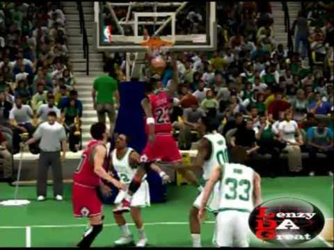 NBA 2K13 Michael Jordan Mix