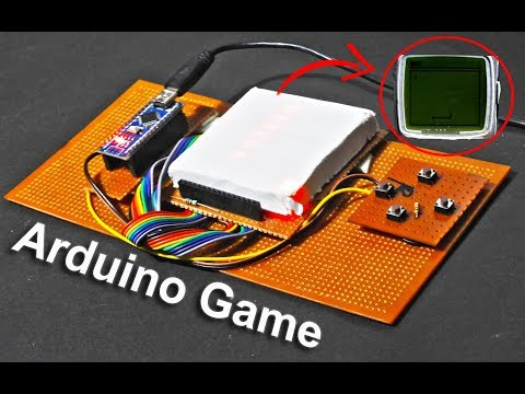How to Play Two Games in Arduino nano  _#