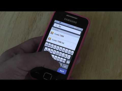 Samsung Bada OS Tricks