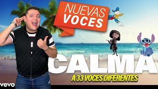 Download CALMA REMIX - 33 IMITACIONES FAMOSAS