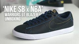 364cae2d8a89 NBA x Nike SB GT Blazer