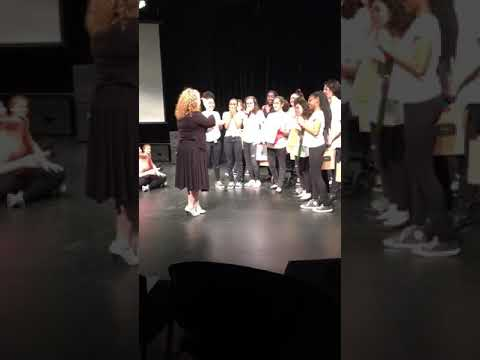 Inner city drama students pool all their money to buy their teacher a ticket to Hamilton.