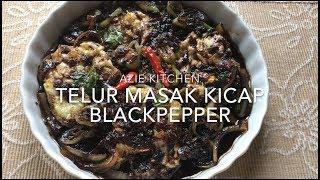 Telur Masak Kicap Blackpepper
