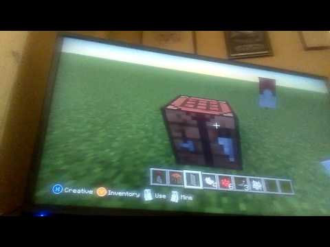 A tutorial of how to make a poke ball / minecraft / Xbox 360