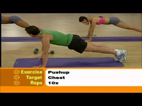 Abs Diet Workout 1