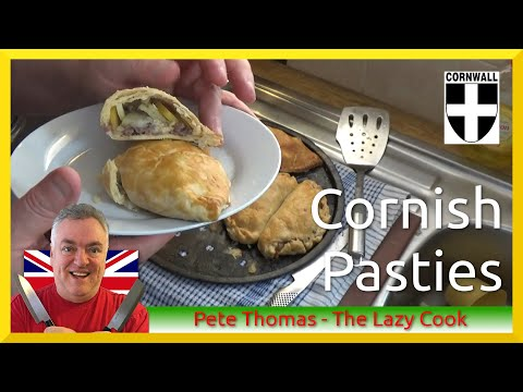 How to Cook Cornish Pasties
