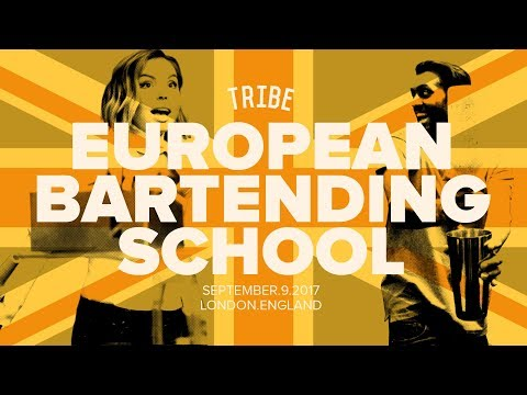 european bartending school | TRIBE