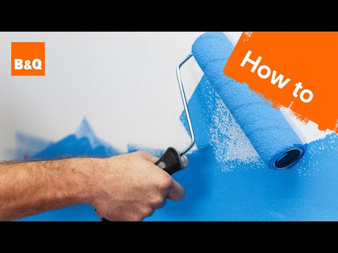 How to choose & use your decorating tools part 2: paint rollers