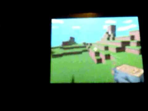 Minecraft on DS