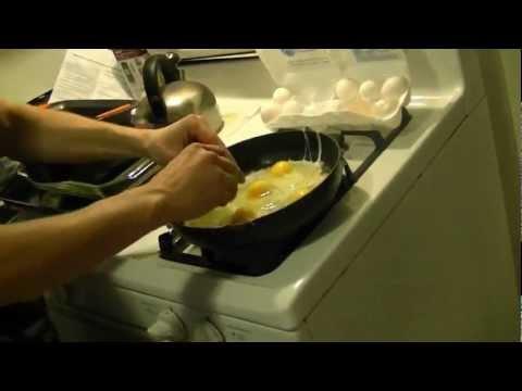 Epic meal - 9 Egg Flip!!!