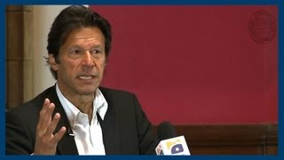 Imran Khan | Full Address | Oxford Union