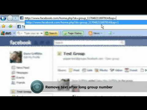 Get a free web address (URL) for your Facebook Group with fbFollow.Me (new style Groups)
