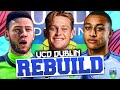 Rebuilding Ucd Dublin The Worst Team In Fifa Fifa 20 Career Mode