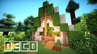 Minecraft creer une salle a manger music jinni for Salle a manger minecraft