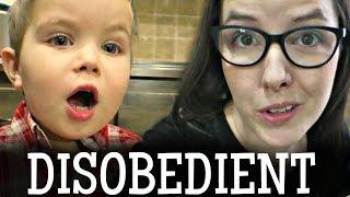 Disobedient Kids!!