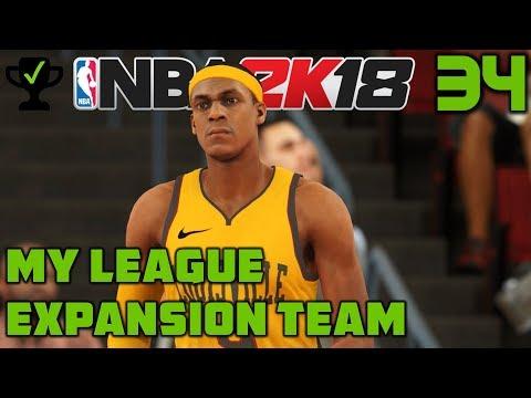 NBA 2K18 My League Ep. 34: 2020 [Realistic NBA 2K18 My League Expansion]