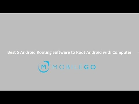 Best 5 Android Rooting Software to Root Android with Computer
