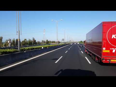 Roma Termini to FCO Airport journey by bus Part III