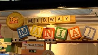 Toy Story Midway Mania Complete POV Ride Experience Disney