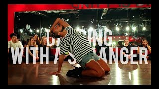 Yanis Marshall Heels Choreography Dancing With A Stranger Sam Smith Feat Normani