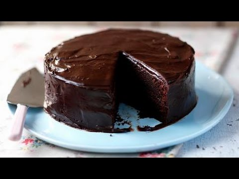 How To Make 1 Minute Microwave Chocolate Cake