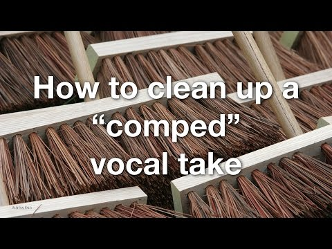 How to clean up a